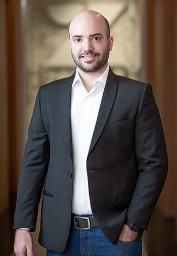 Ivan Preti, executivo da Zendesk